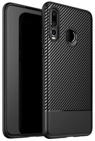 Slim case for Huawei P30 lite style for carbon fiber, Fit series from caseport