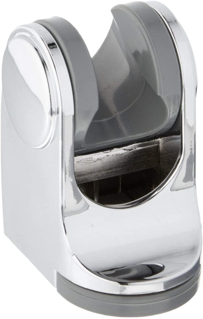 Adjustable chrome shower arm, hand ...