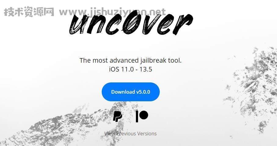 苹果iOS13.5越狱神器来了