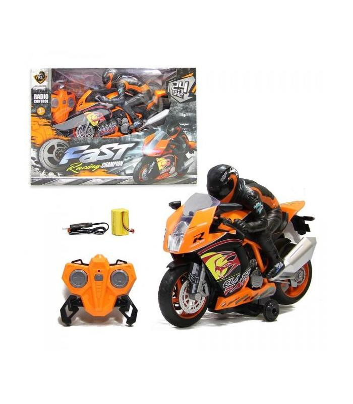 Motorbike R/C With USB FT Toy Store Articles Created Handbook