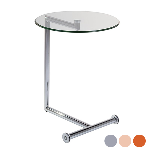 Side Table (46 X 46 X 62 Cm) Crystal