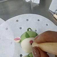 草莓猪&西瓜猪的做法图解22