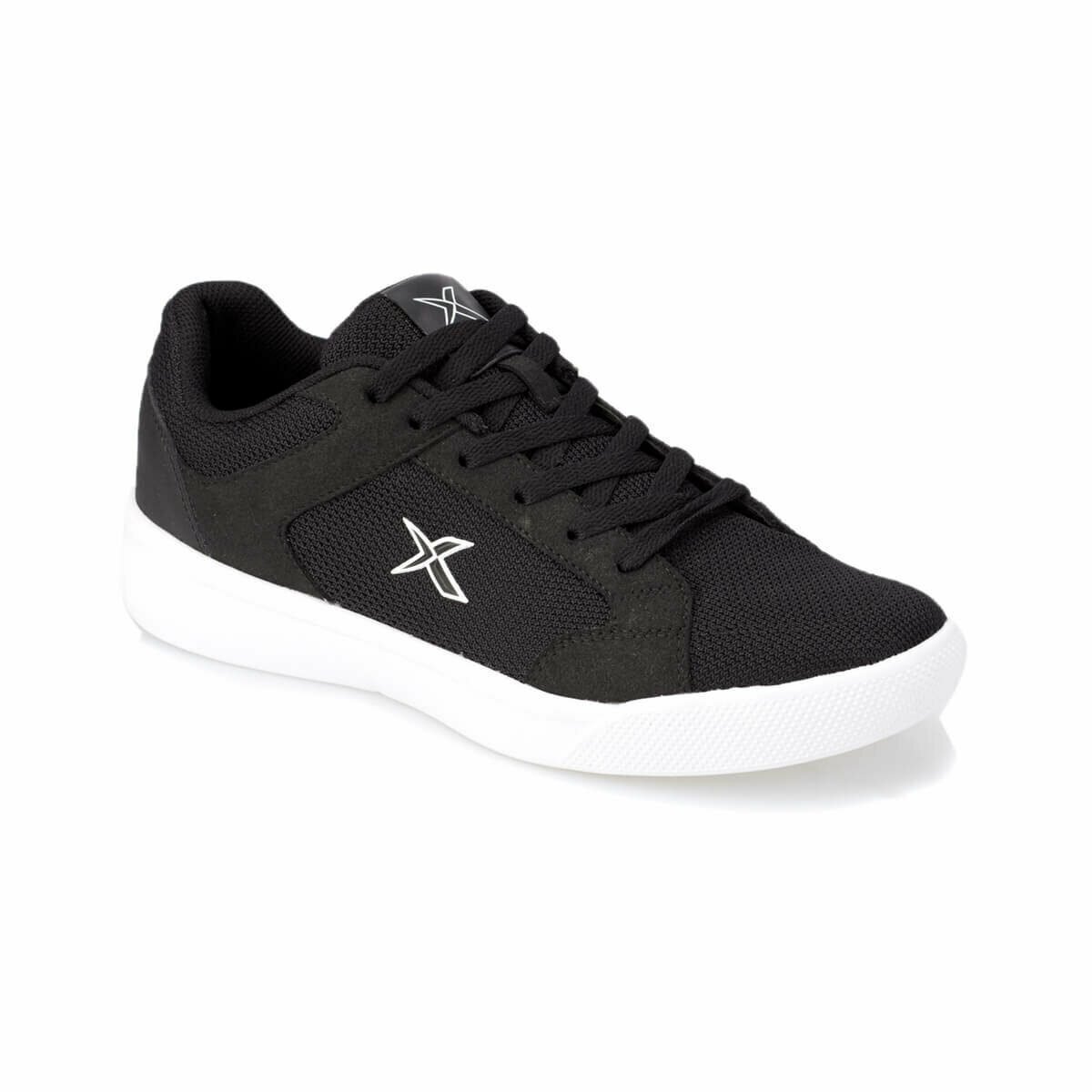 FLO ANSWER M Black Men 'S Sneaker Shoes KINETIX