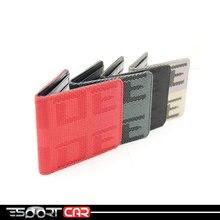 Стильный тканевый кошелек экспортного автомобиля jdm бумажник