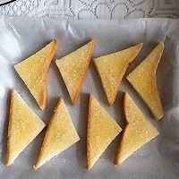 香甜酥脆蜂蜜吐司脆的做法图解3