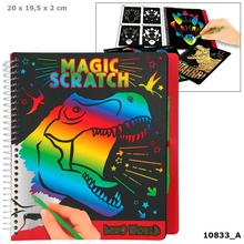 Book-Toy Top-Model Drawings-Notebooks Dinosaur Painting Scratch-Art