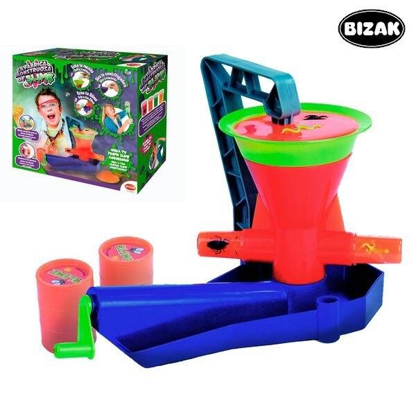 Monstrous Slime Factory Bizak 63317005 (13 Pcs) Multicolour