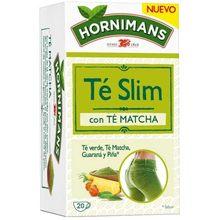 Thé fin aux Hornimans Matcha 20 infusions