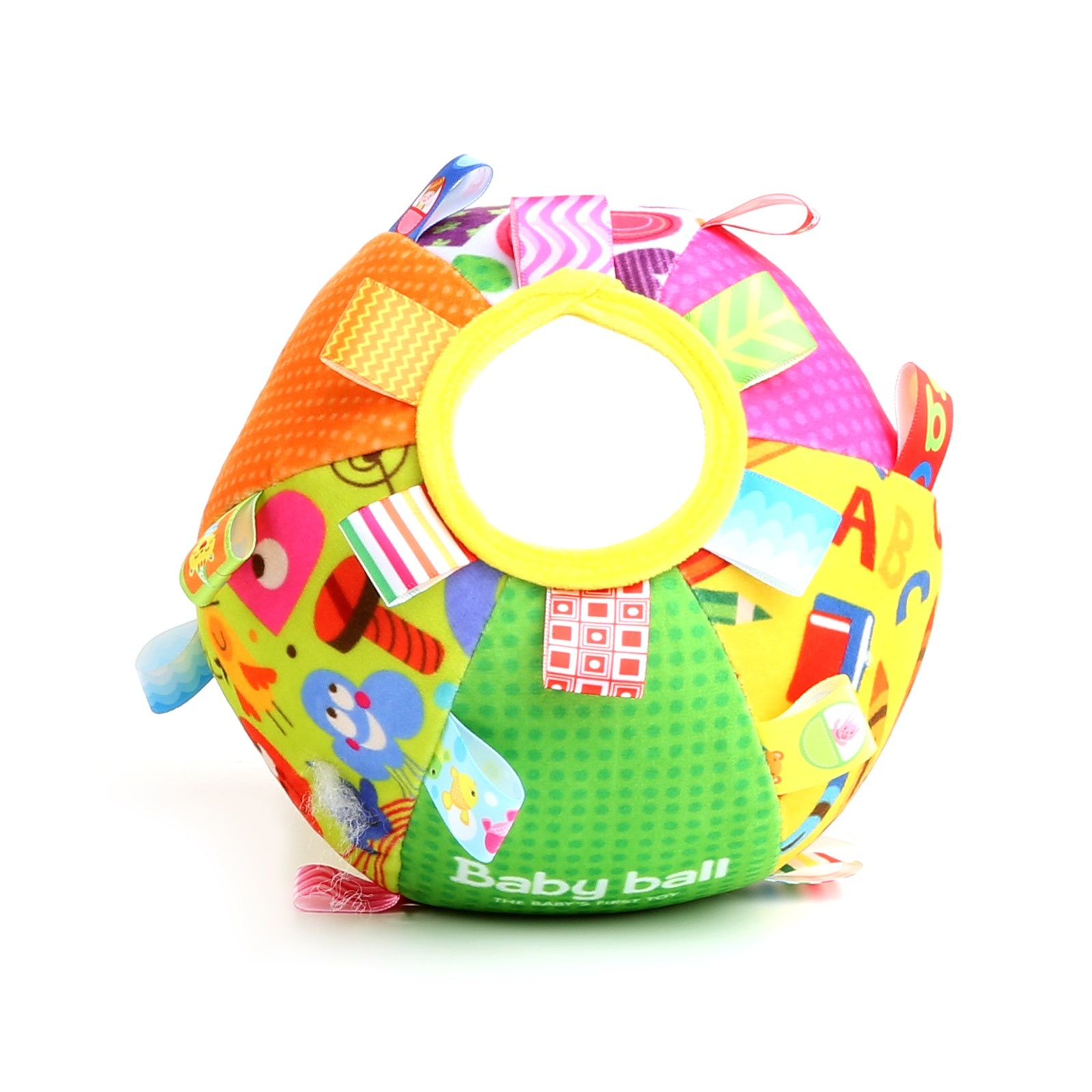 Ebebek Baby&toys Baby's First Ball Educational Toy
