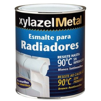 ESMALTE RADIADORES MATE 750 ML BL S/IMPRIM. XYLAZEL
