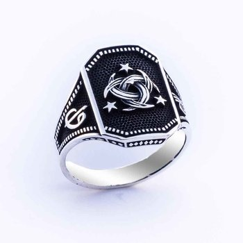 thailand silver the u s marine corps sniper badges ring 925 sterling Silver Corps Mahsusa Ring
