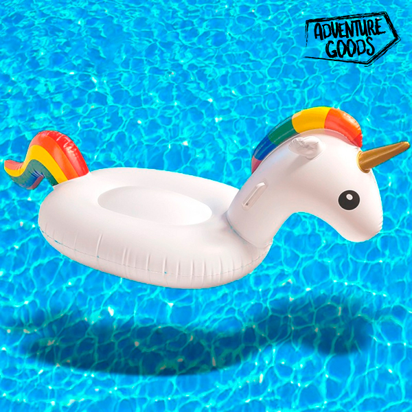 Adventure Goods Unicorn Inflatable Mattress