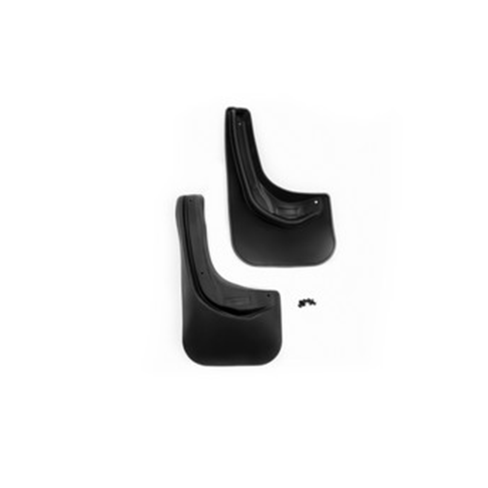 цена на Rear mud flaps for MITSUBISHI Outlander XL 2010-2012, cross. (optimum) in the package