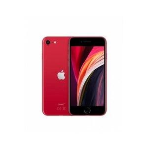 Восстановленная сеть APPLE Iphone SE 2020, 64 ГБ, класс А +   Смартфоны, Бесплатные мобильные телефоны, оригиналы б/у