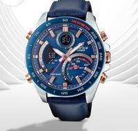 Casio Edifice Solar Men Watch Brand Luxury Quartz Waterproof Sport Military Watch relogio masculino ECB 900