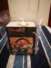 They arrived well in their box, they were kept vien I like how you listen, besides q outsi