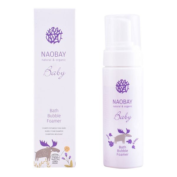 Soft Shampoo Baby Bubble Naobay (150 Ml)