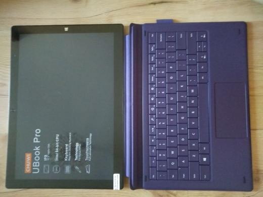 CHUWI UBook Pro 12.3 Inch Intel Gemini-Lake N4100 Windows 10 Tablet PC 1920*1280 Quad Core Processor  8GB RAM 256GB SSD Tablets