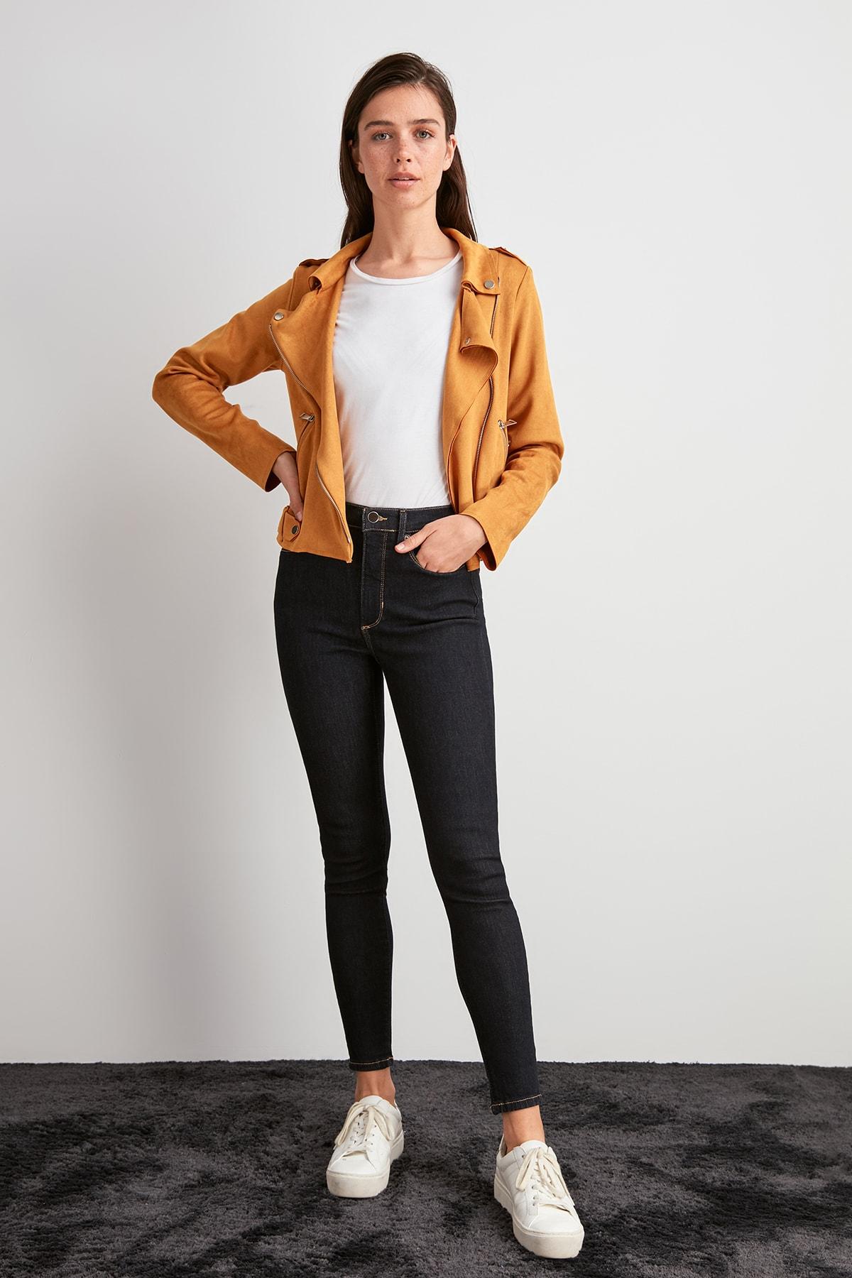 Trendyol Normal Waist Skinny Jeans TWOAW20JE0471