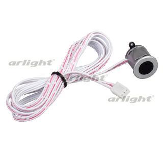 018354 IR Sensor SR-Hand-Switch-Silver-R. ARLIGHT-Управление Light/Dimmers Switches [sensor] Dimmers Off ^ 88