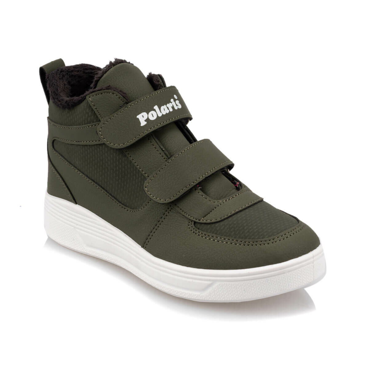 FLO 92.511836.F Khaki Male Child Sneaker Shoes Polaris