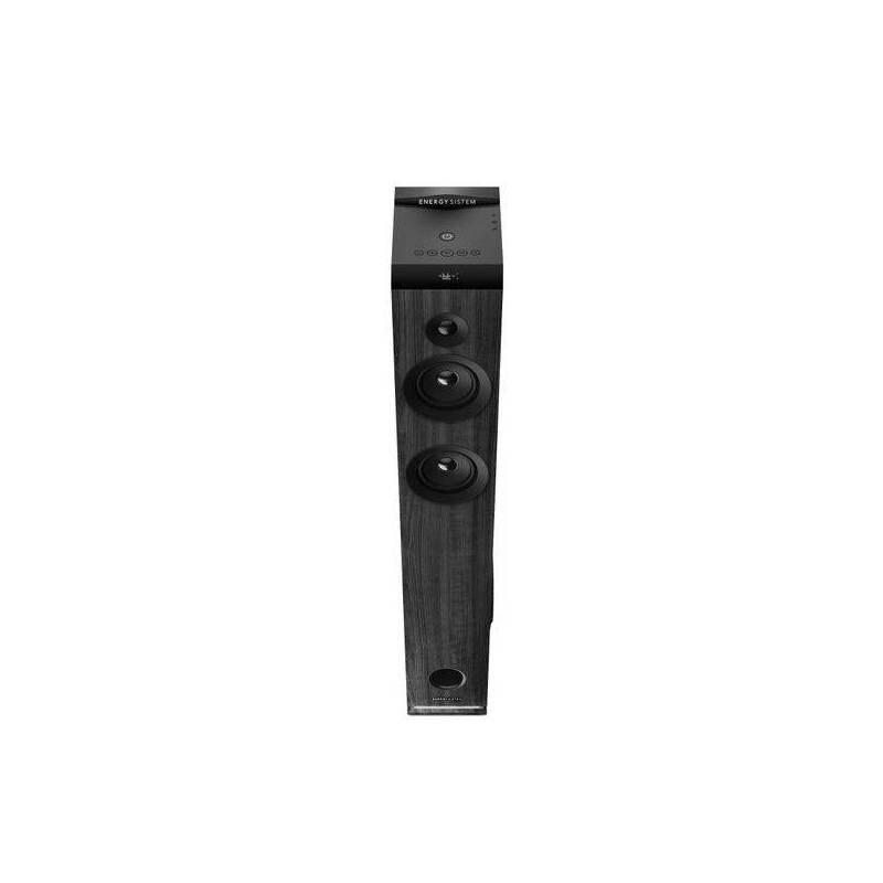 Tour de son Bluetooth énergie Sistem tour 7 445066 LED Micro SD USB 100W noir
