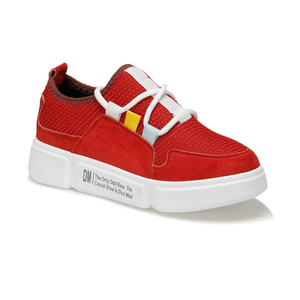 FLO CHEN51Z Red Women 'S Sneaker Shoes BUTIGO