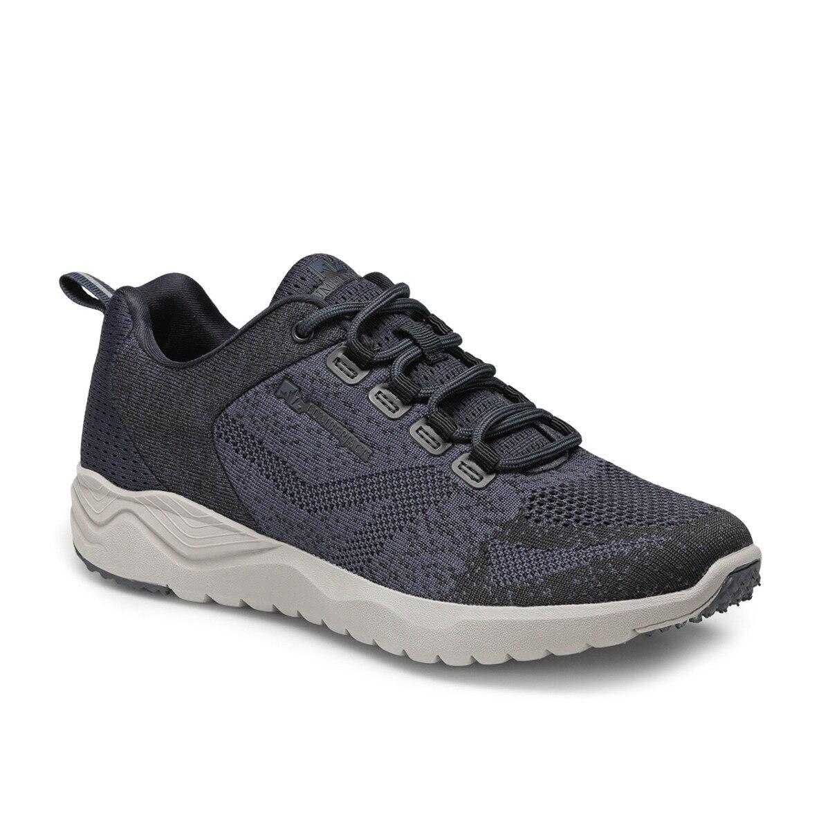 FLO MAXIMUS Navy Blue Men 'S Sneaker Shoes LUMBERJACK