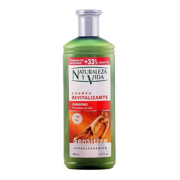 Revitalizing Shampoo Naturaleza Y Vida
