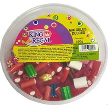 Assorted Jelly Beans and jelly beans 450g King Regal