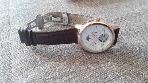 -- Relógios Homens Relógio