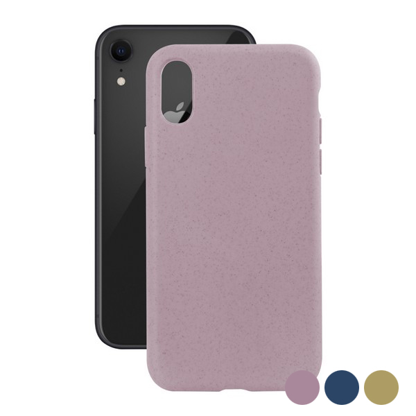 Mobile cover Iphone Xr KSIX Eco-Friendly title=