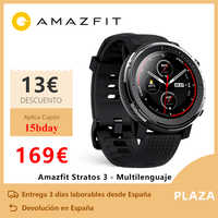 Xiaomi Huami Amazfit Stratos 3 smart watch (bluetooth smart watch GPS sport android IOS mi watch) [Global version]