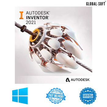 ✅ Autodesk Inventor Professional 2021.2 ✅ WINDOWS ✅ FULL VERSION ✅ PREACTIVATED ✅ SAME DAY DELIVERY ✅