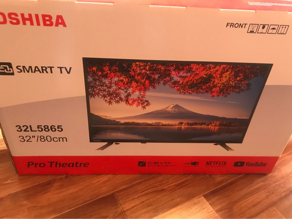 Television 32 inch TV Toshiba 32l5865 HD Smart TV 3239inchtv|LED Television|   - AliExpress