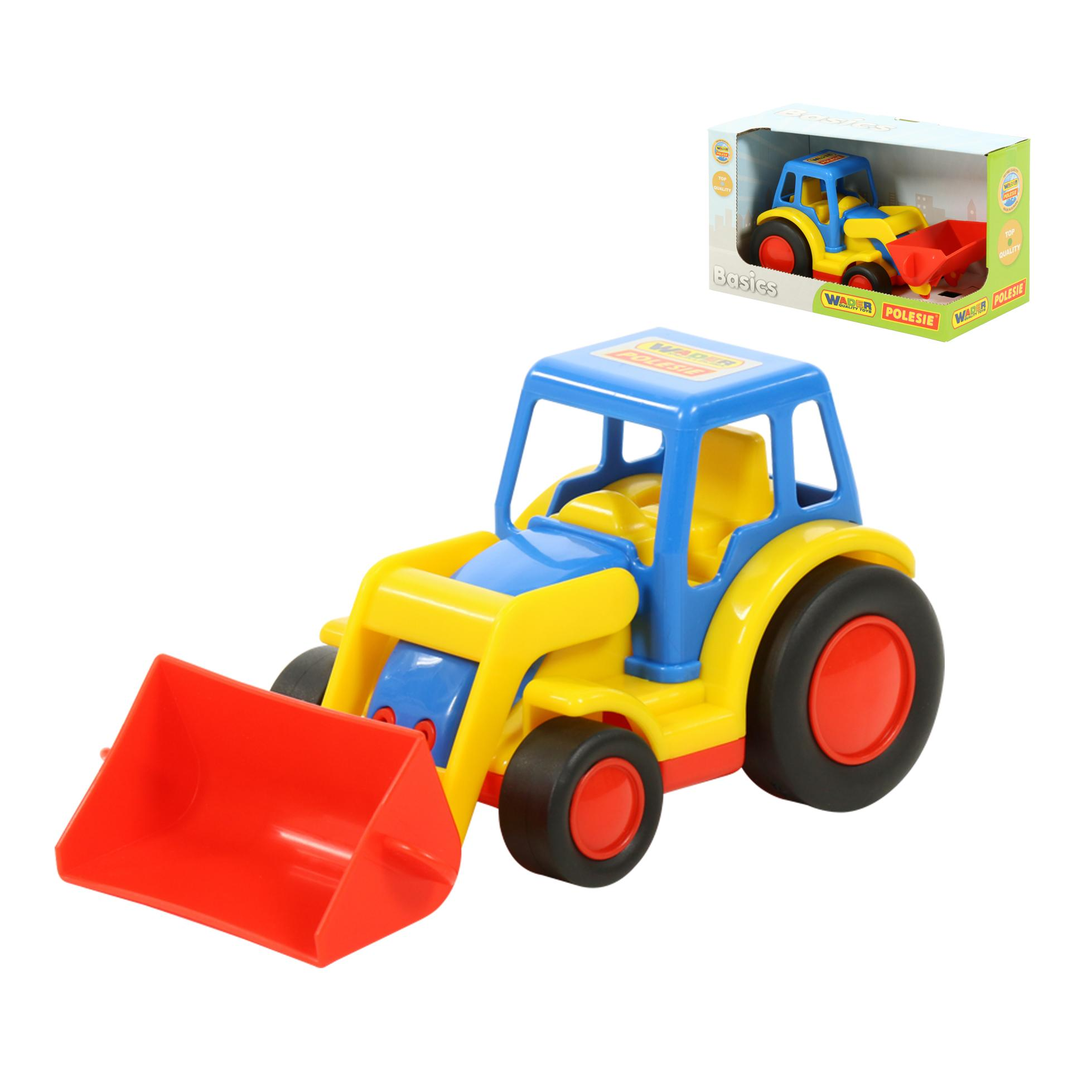 Other Occupations Toys wader Wet tractor loader (box) games for boys and girls for kids toy for children Pretend Play cars profession