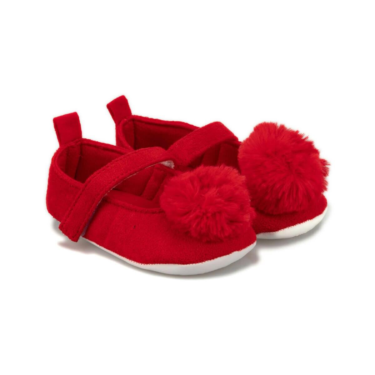 FLO 92.512038.Y Red Female Child Ballerina Polaris