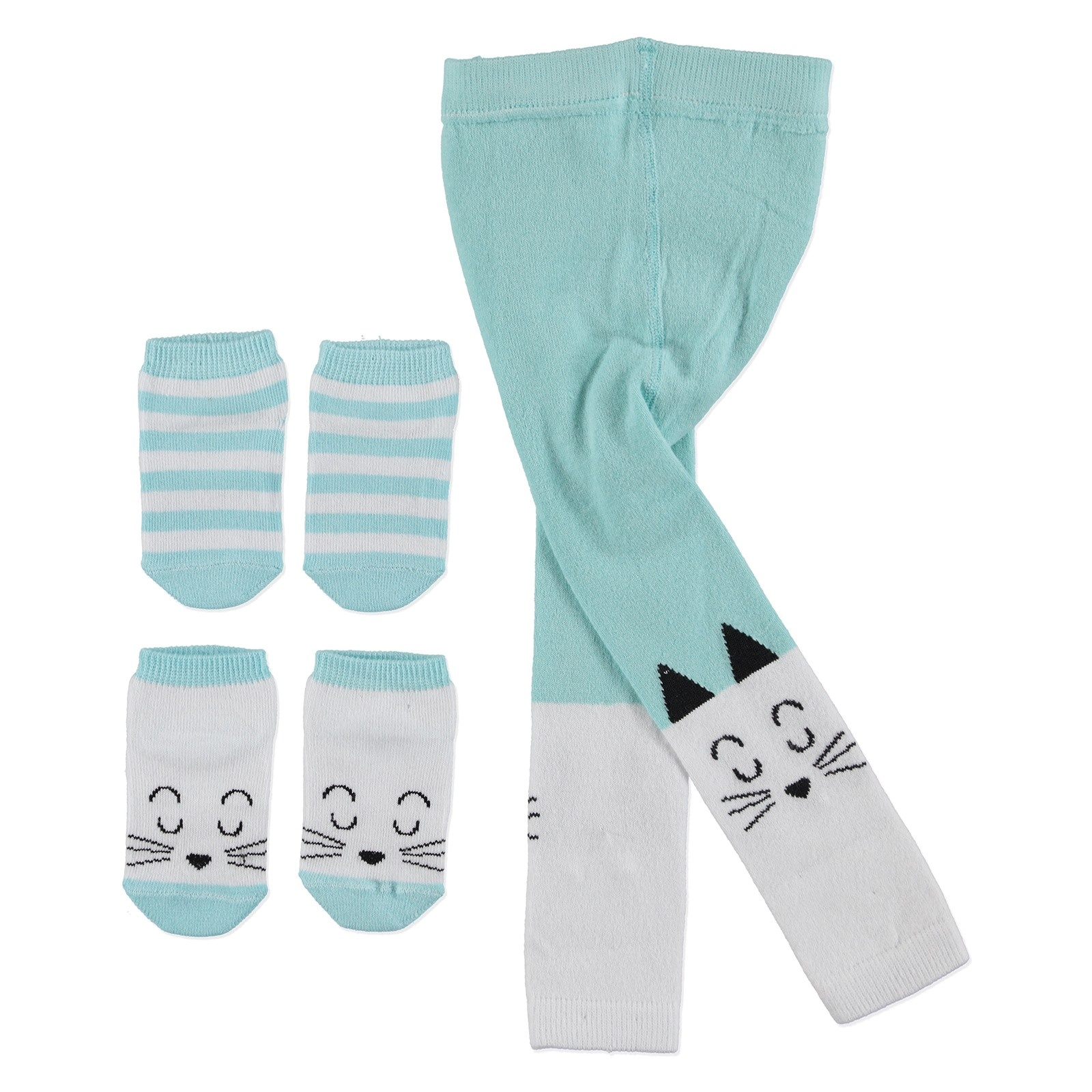 Ebebek HelloBaby Baby Socks Leggings
