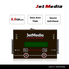 JetMedia AT11 HDD/SSD Standalone Copy machine SATA/IDE/mSATA Duplicator