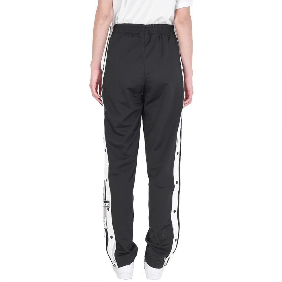 ADIDAS Adibreak Pant Women's Black Buttons Trousers CV8276