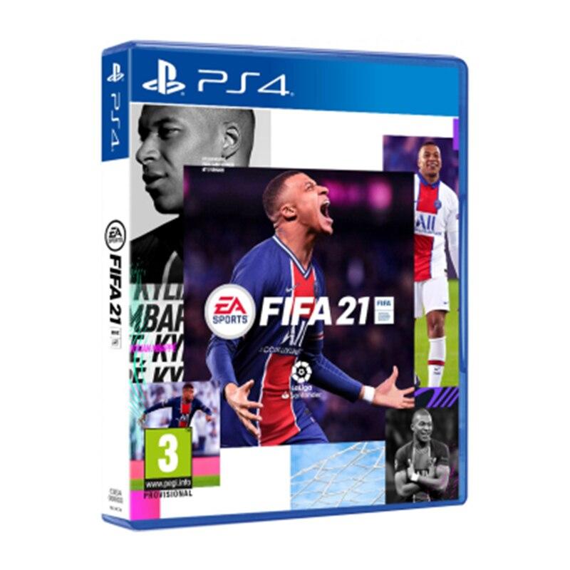 FIFA 21 STANDARD EDITION para PS4 (playstation 4) Videojuego Electronic Arts, Edad +3|Ofertas de juegos| - AliExpress