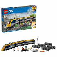 Конструктор LEGO 60197 DE LA CIUDAD DE Пассажирский поезд