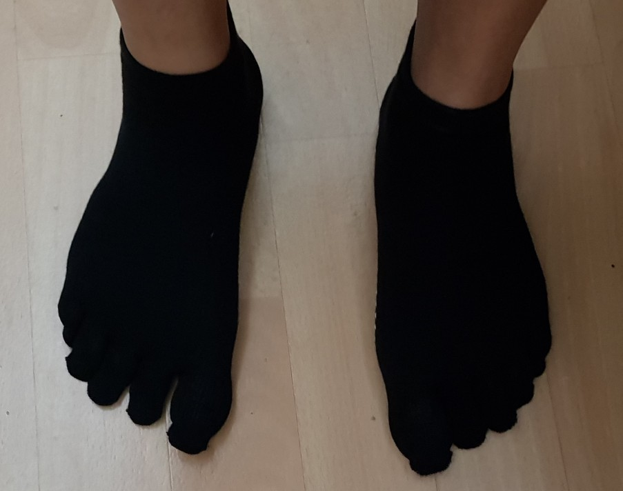 Women Sports Colorful Yoga Socks Hot Fitness And Pilates Cotton Socks Rainbow Workout Anti Slip Toe Socks Breathable Purple|yoga socks|socks yogasocks fitness - AliExpress
