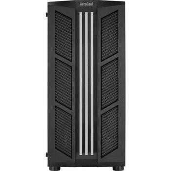 Aerocool Prime RGB v3 2x12cm Fan RGB Led Strip USB 3.0 Computer case (AE-PRM-V3) 2