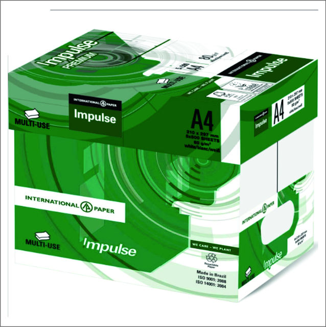 Pack of 500 /& Basics Multipurpose Copy Paper A4 80gsm White 1 Ream 500 Sheets RHINO F8M A4 Exercise Paper