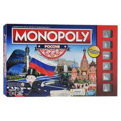 Board game Monopoly Russia (new unique version) b7512