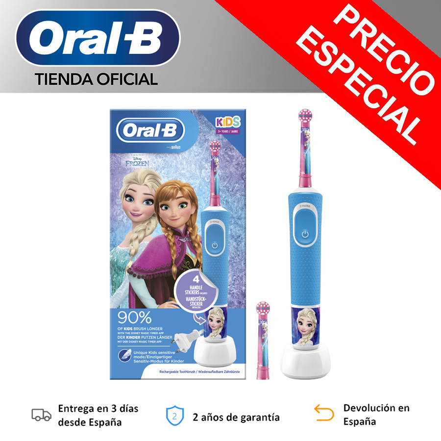 Oral-B Vitality KIDS Frozen and Star Wars Plus Box and Stages-electrics Toothbrush Oral B order child image