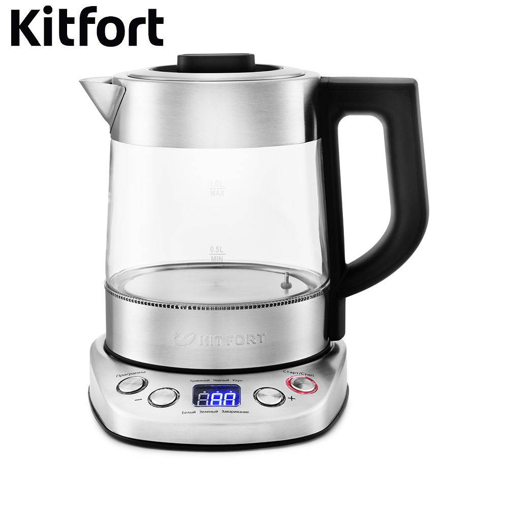 Kettle Kitfort KT-652 Kettle Electric Electric kettles home kitchen appliances kettle make tea Thermo electric kettle kitfort kt 654 kettle electric electric kettles home kitchen appliances kettle make tea thermo