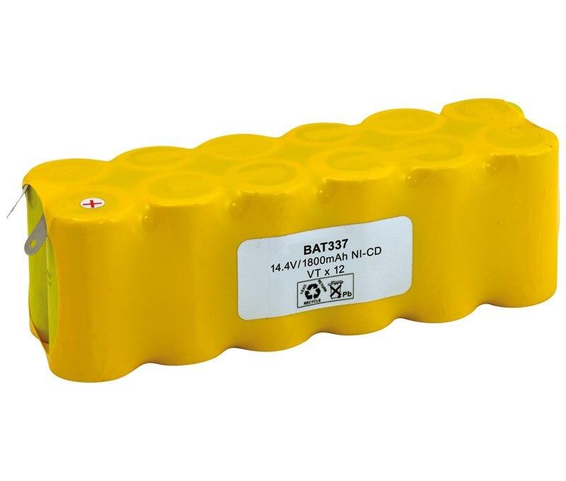 Battery 14,4 V 1900mA MiniR14 SCx12 NiCd