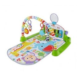 Fisher-Price Gym Piano Kicks superaprendizaje blanket baby play